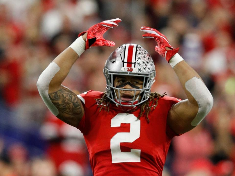 photo relating to Ohio State Football Schedule Printable titled Ohio Place soccer program 2019: Dates, instances, competitors