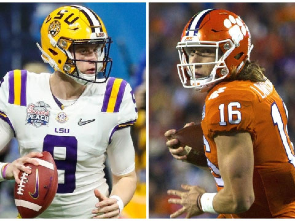 Who Won Lsu Or Clemson >> Lsu Vs Clemson Prediction Preview For The College