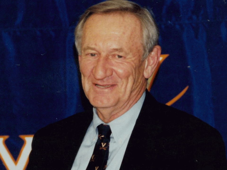 George Welsh coached Virginia for 19 seasons, winning 134 games.