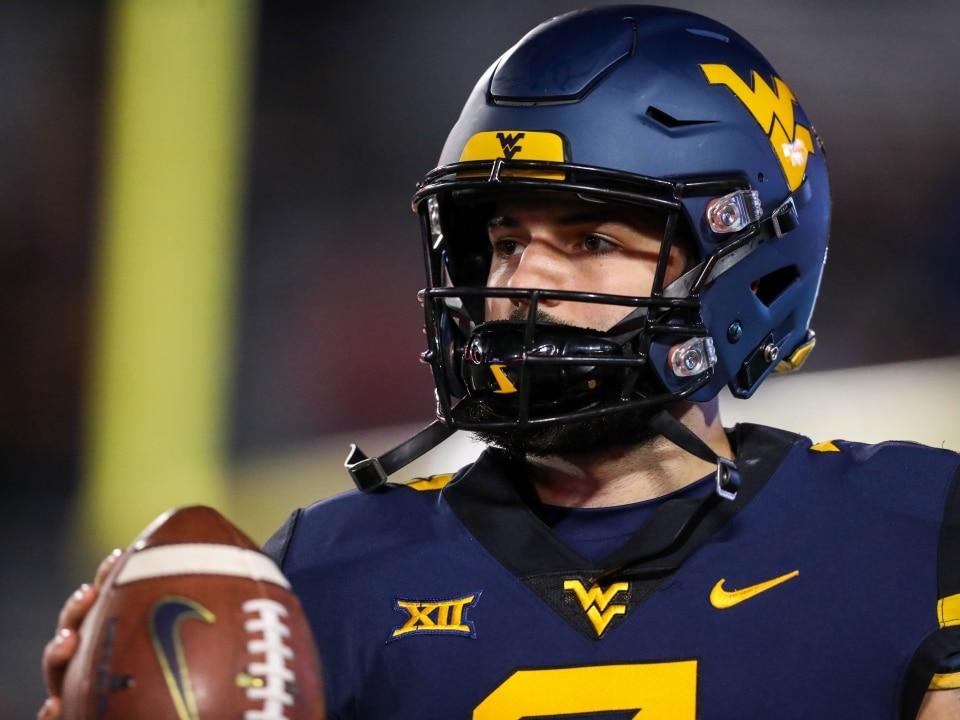 West Virginia's Will Grier named 2019 CLASS Award recipient.