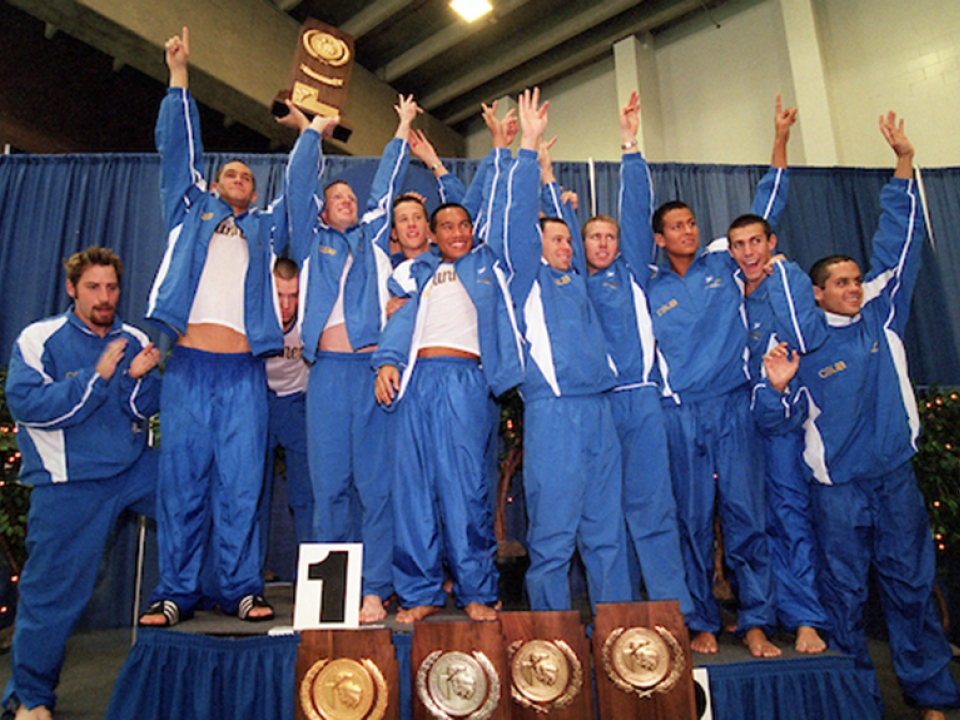 Cal State Bakersfield has more DII men's swimming and diving titles than any other program.