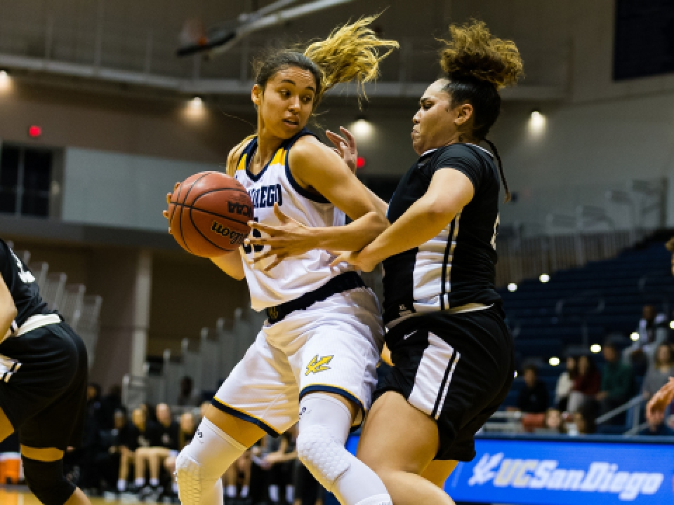 UC San Diego is one of five remaining Division II women's basketball teams.