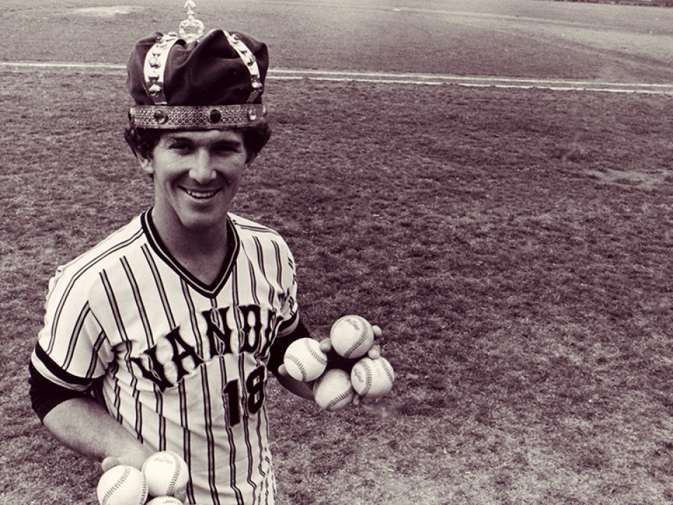 Scotti Madison was the first First Team All American in Vanderbilt baseball history.