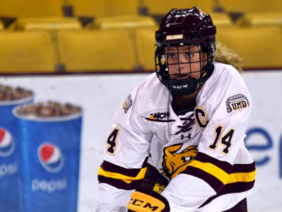 Minnesota Duluth women's hockey