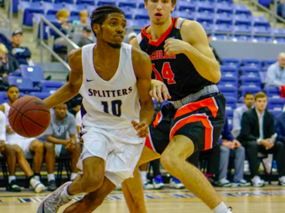 Lincoln Memorial is turning around a slow start into tournament contenders in  DII men's basketball.