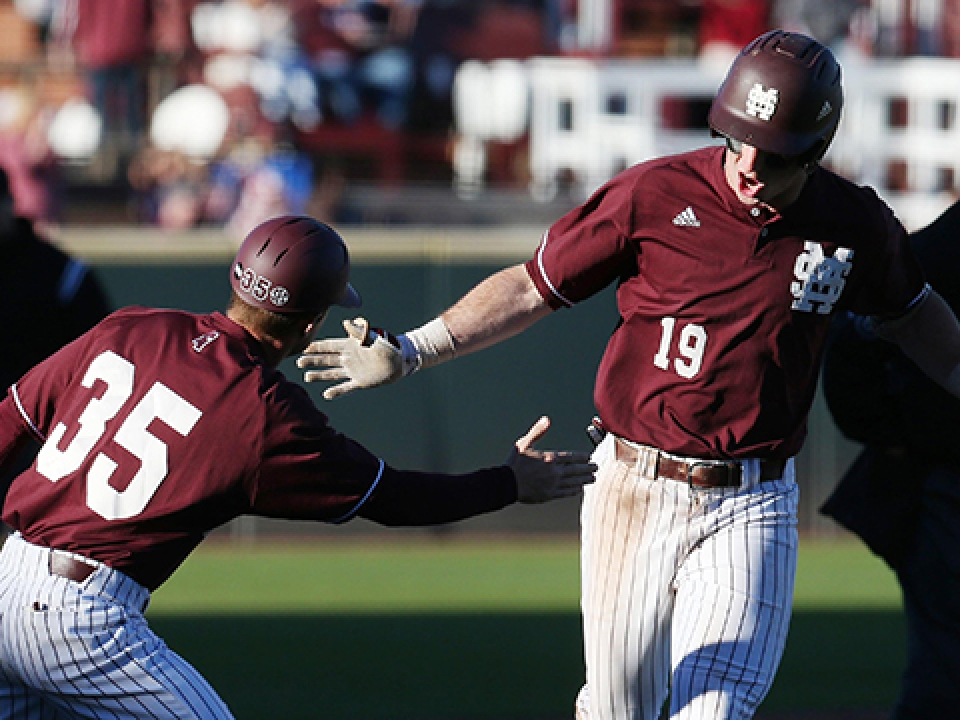 Brent Rooker had a monster 2017 for Mississippi State baseball.