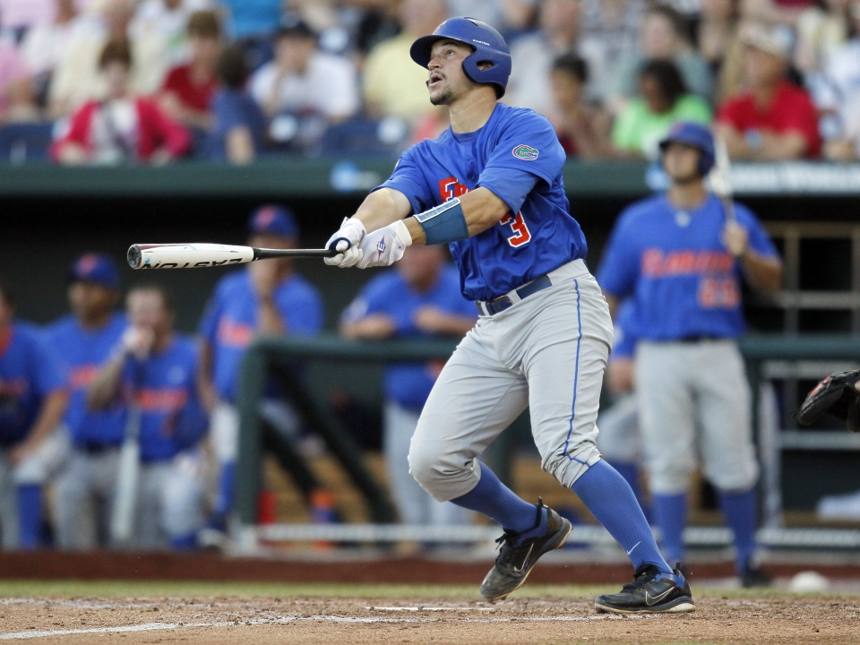 Mike Zunino slugged his way to the college baseball Golden Spikes Award.