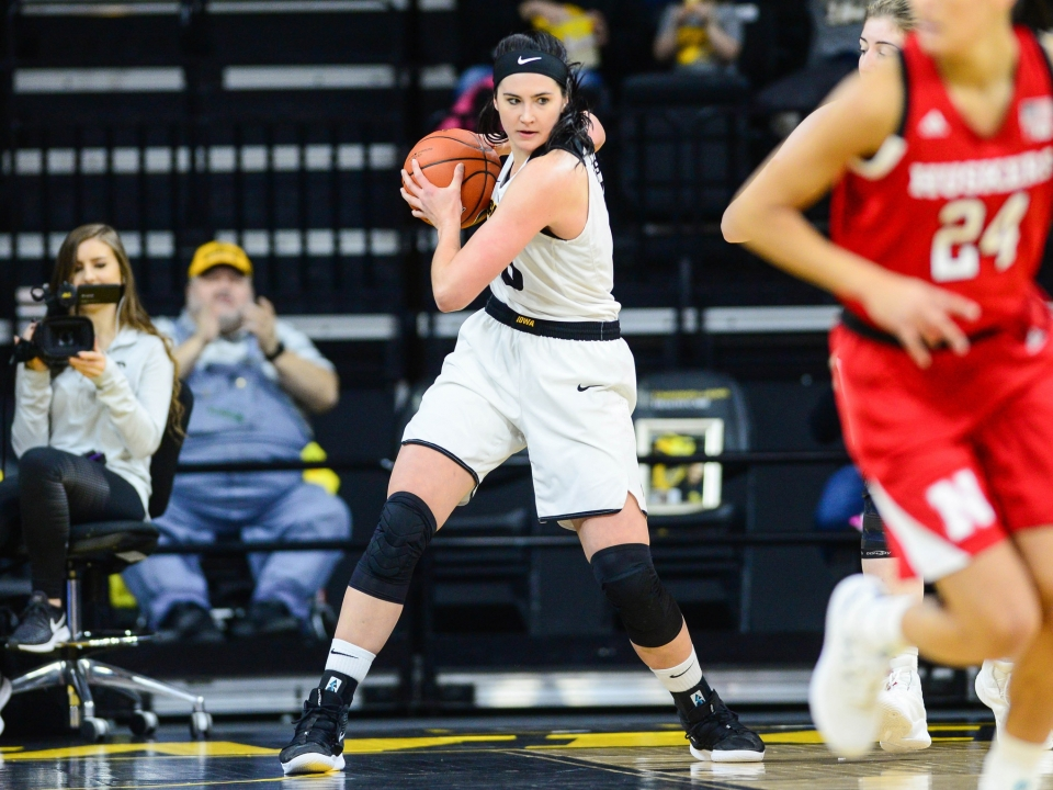 Iowa basketball's Megan Gustafson is among the nation's best.