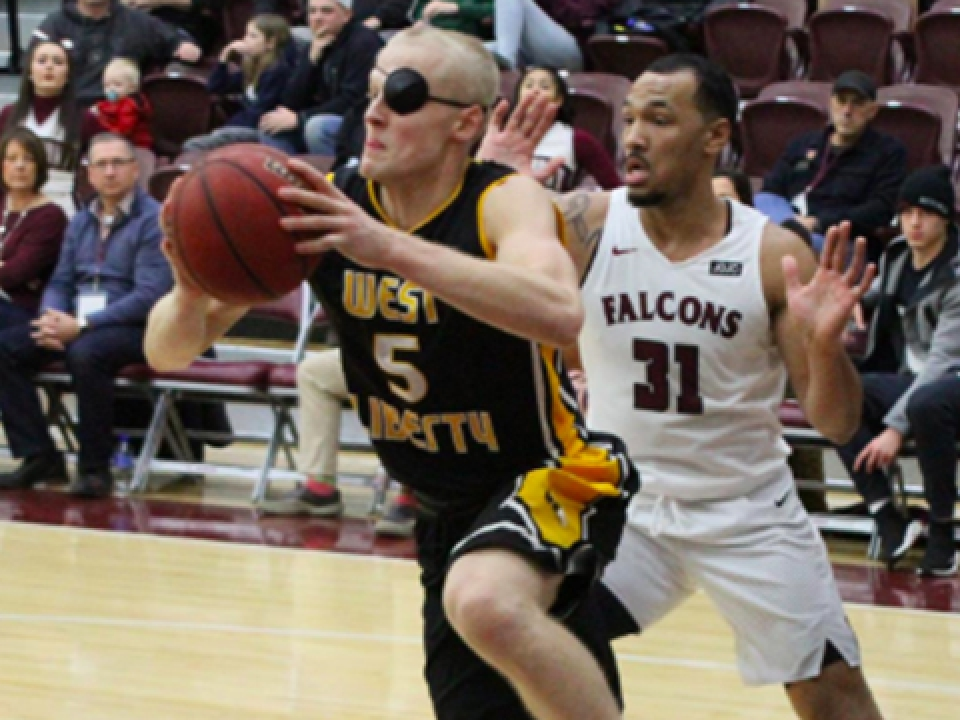 Dalton Bolon is becoming one of the best all-around players in DII basketball.