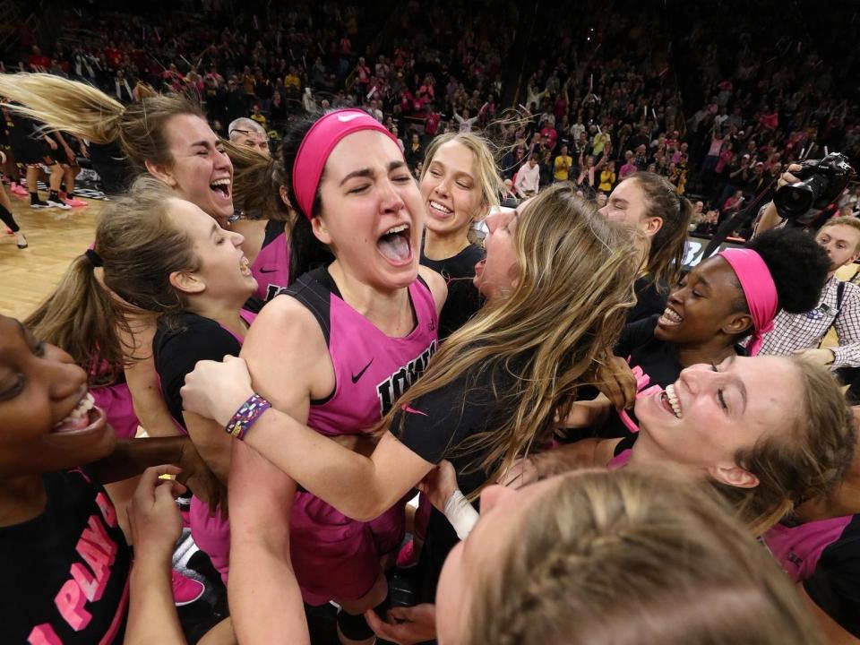 Iowa Women's Basketball