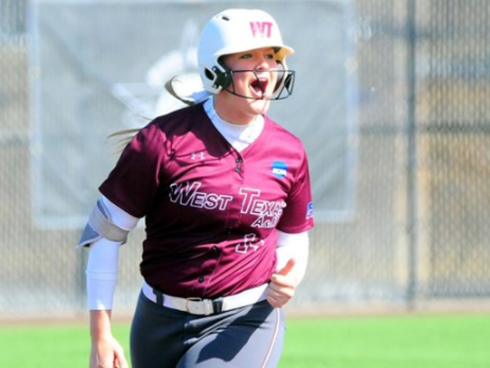 Kylee Moore is off to a hot start in DII softball.