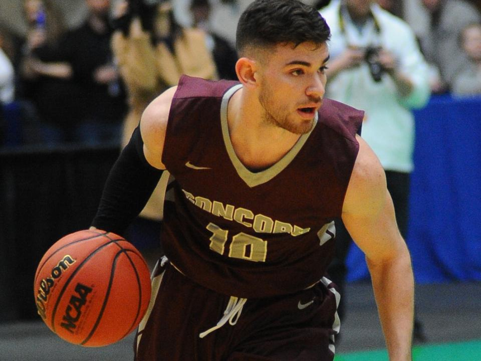 Tommy Bolte is one of the 25 players still on the Bevo Francis Award Watch List