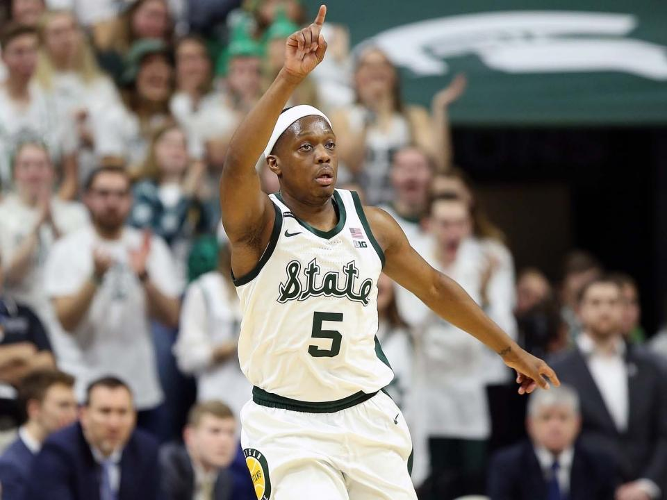 College Basketball Rankings Michigan State Surges Gonzaga
