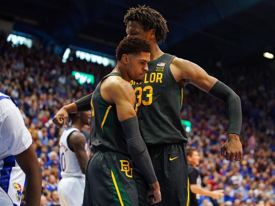 Baylor Is The New No 1 In Andy Katz S Power 36 College