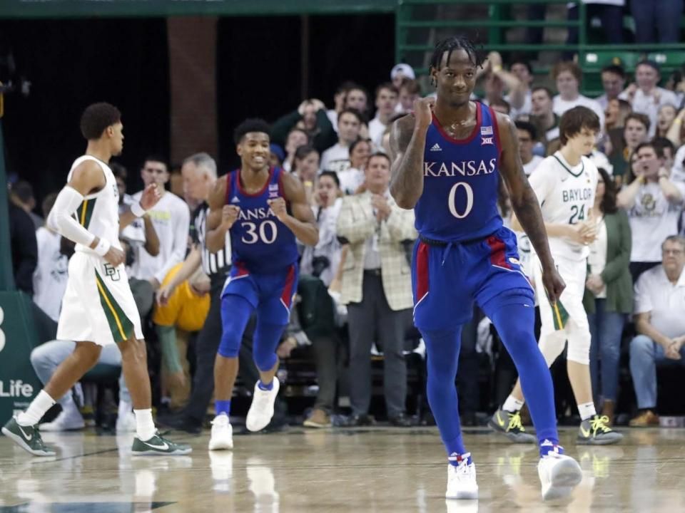 College basketball rankings: Kansas moves to No. 1 in latest Power 36 | NCAA.com