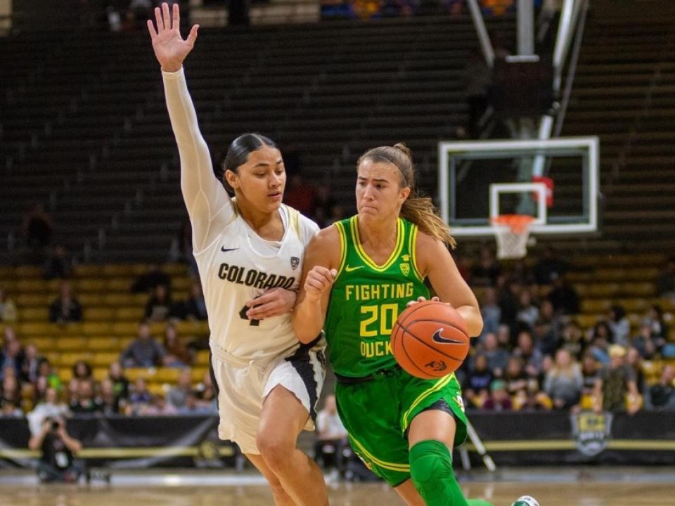 Where Oregon's Sabrina Ionescu ranks among all-time greats, across eras | NCAA.com