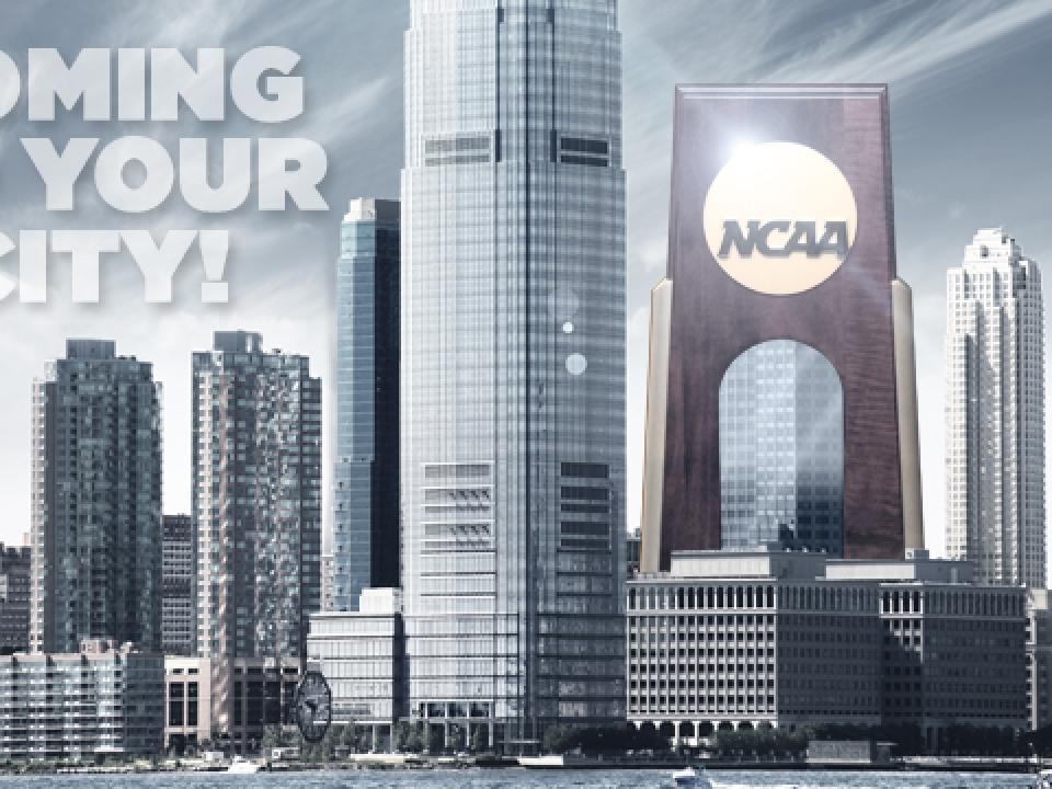2014-18 NCAA Championship Site Selections