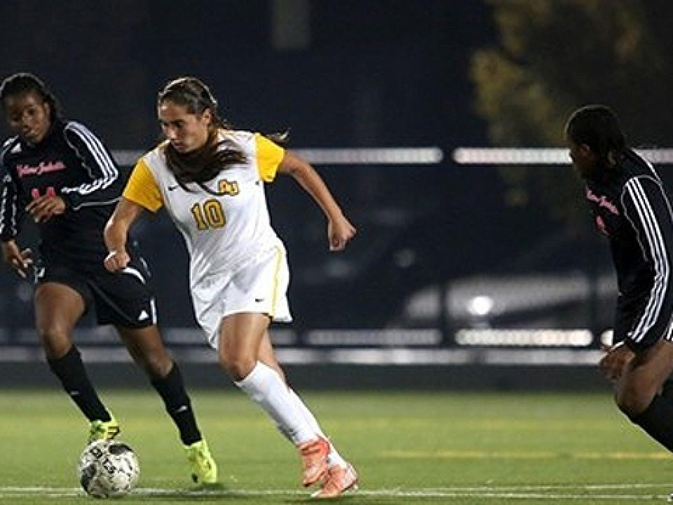 Adelphi goes on to meet top-seed The College of Saint Rose in the second round