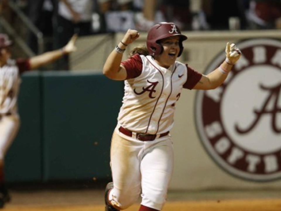 Peyton Grantham's fourth homer of the year was a game-winner for Alabama.