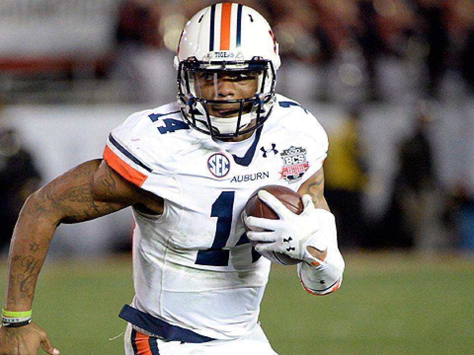 Auburn quarterback Nick Marshall accounted for more than 3,000 yards last season.