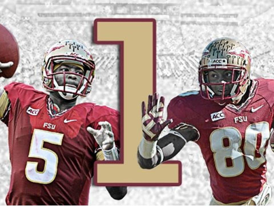 Florida State is No. 1 in the AP preseason poll.