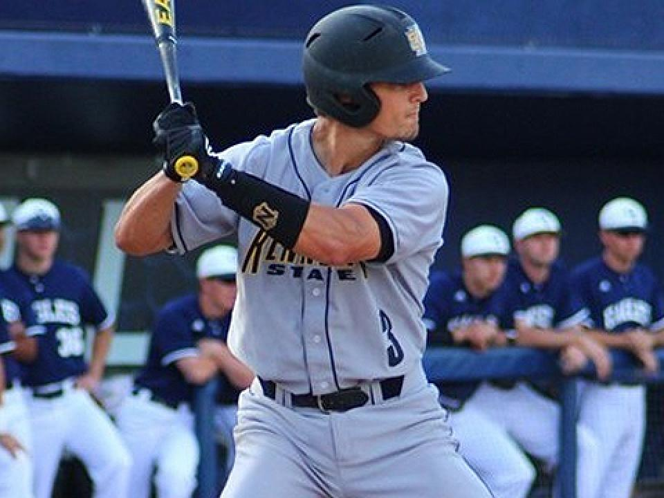 Kennesaw State catcher Max Pentecost is a finalist for the Dick Howser Trophy.