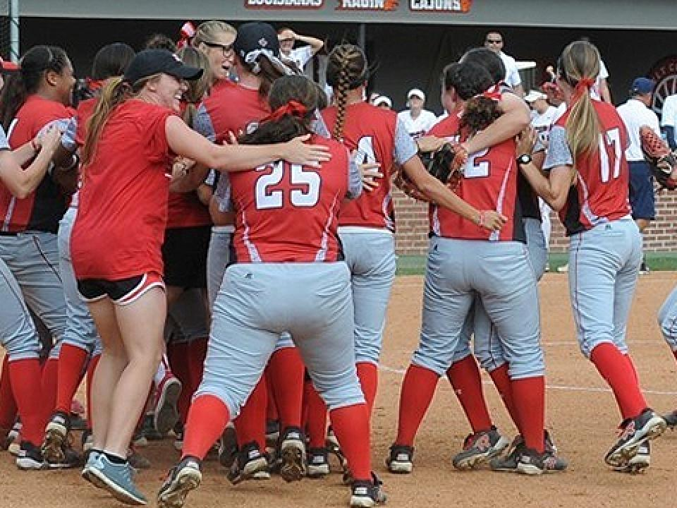 Louisiana-Lafayette will make its sixth WCWS appearance.