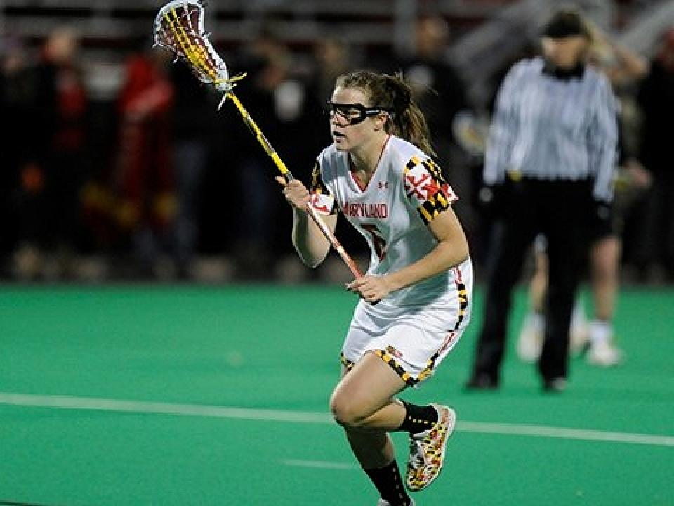 Maryland's Kelly McPartland