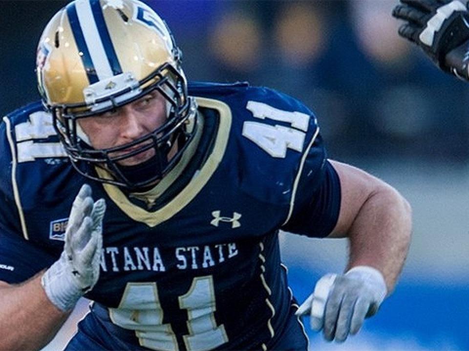 Montana State's Brad Daly