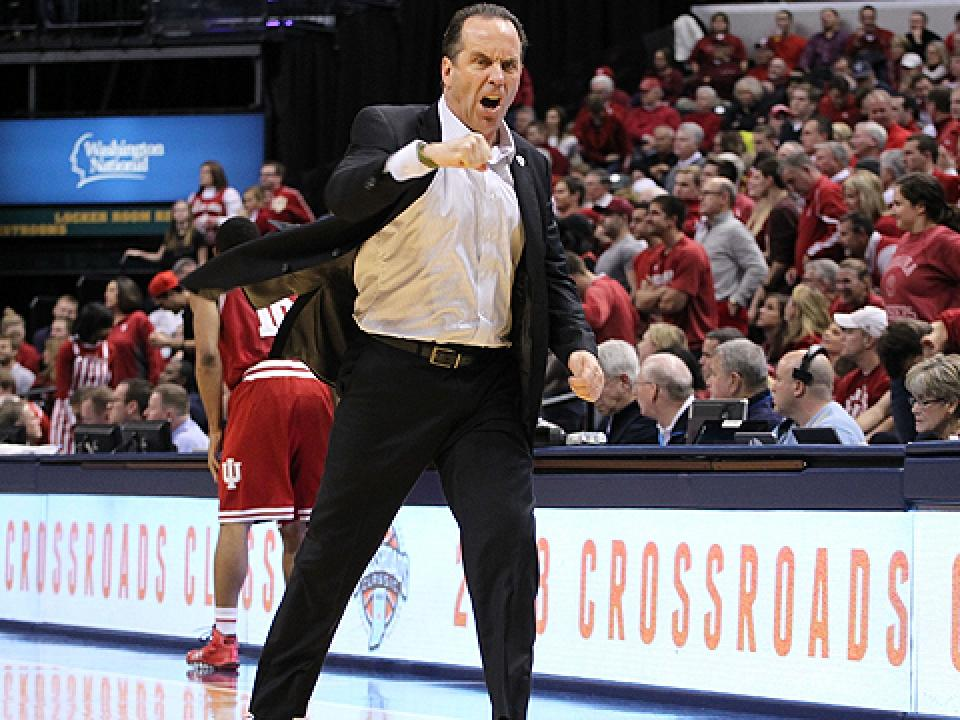 Notre Dame's Mike Brey