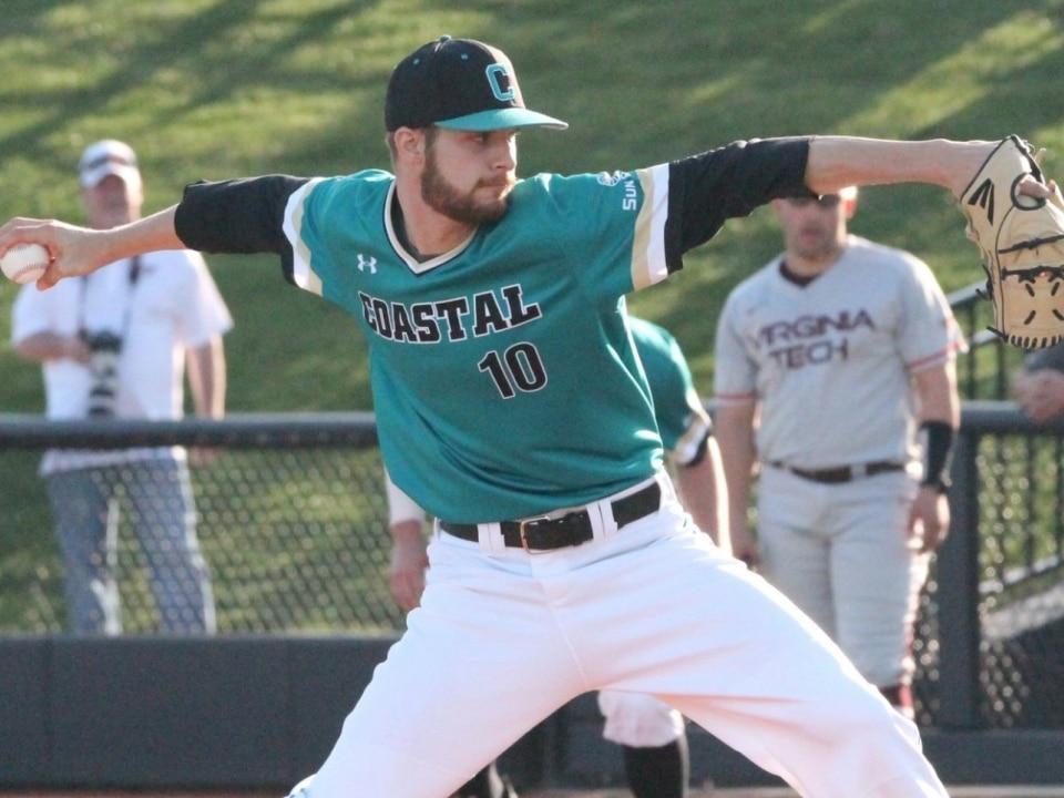 Coastal Carolina opens season with a 15-run win for the