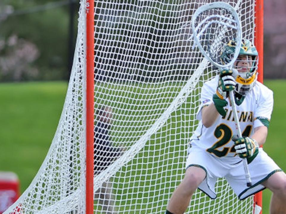 Siena's Tommy Cordts was named most outstanding player.