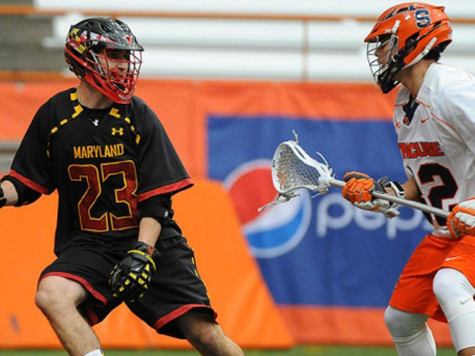 Maryland's Connor Cannizzaro