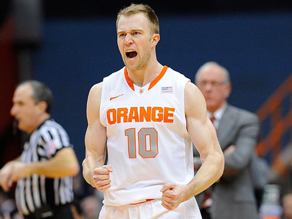 Syracuse's Trevor Cooney