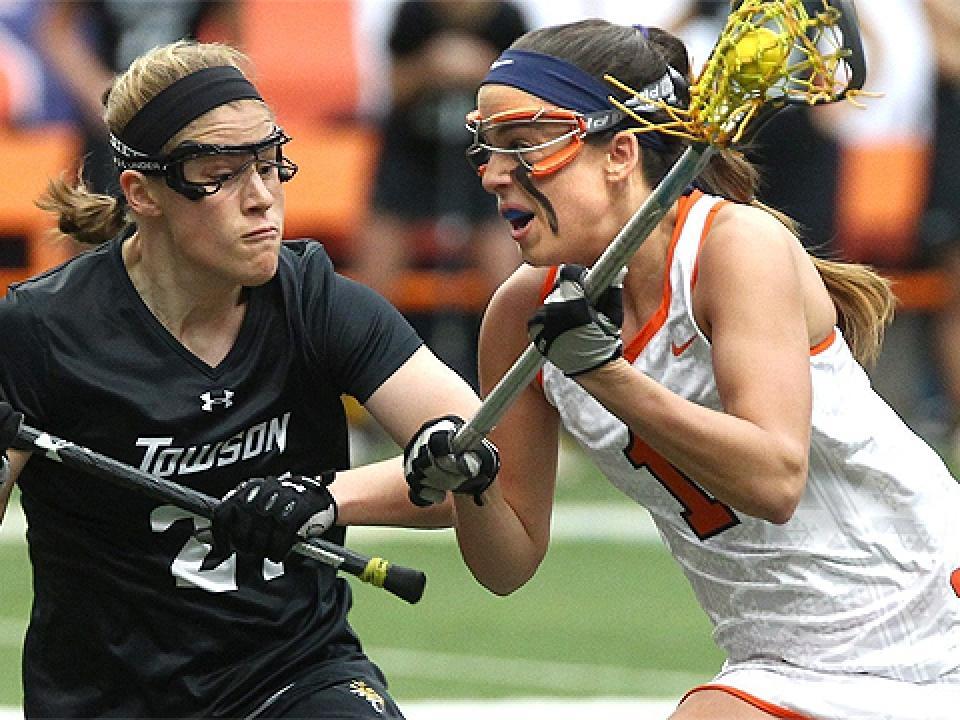 Syracuse defeated Towson 12-7
