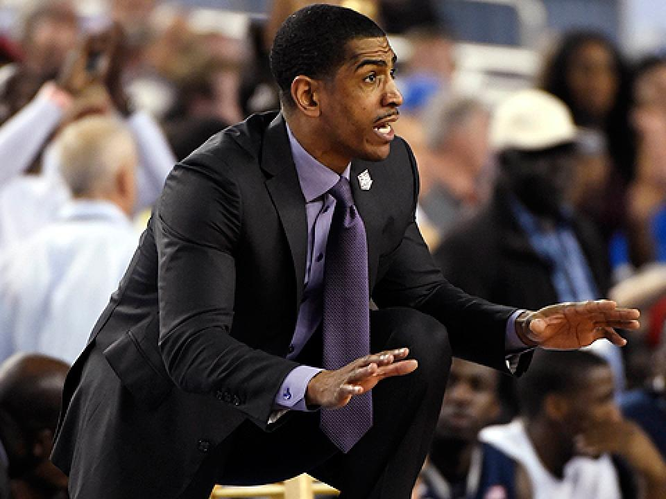 Kevin Ollie is trying to deliver Connecticut its fourth national championship.