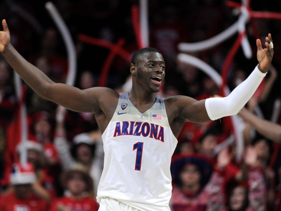 detailed look 364aa 4c295 Arizona is back, looking like a possible Pac-12 title team after wins over  Texas A M and Alabama.
