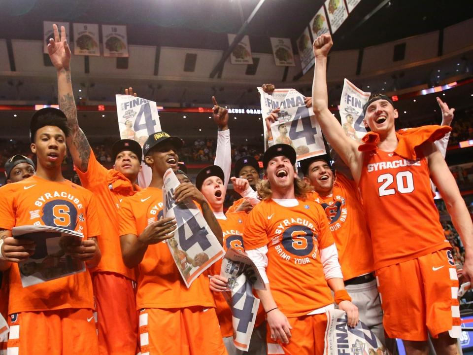 How Many Predicted Syracuse To Advance