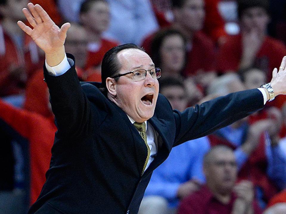 Wichita State's Gregg Marshall