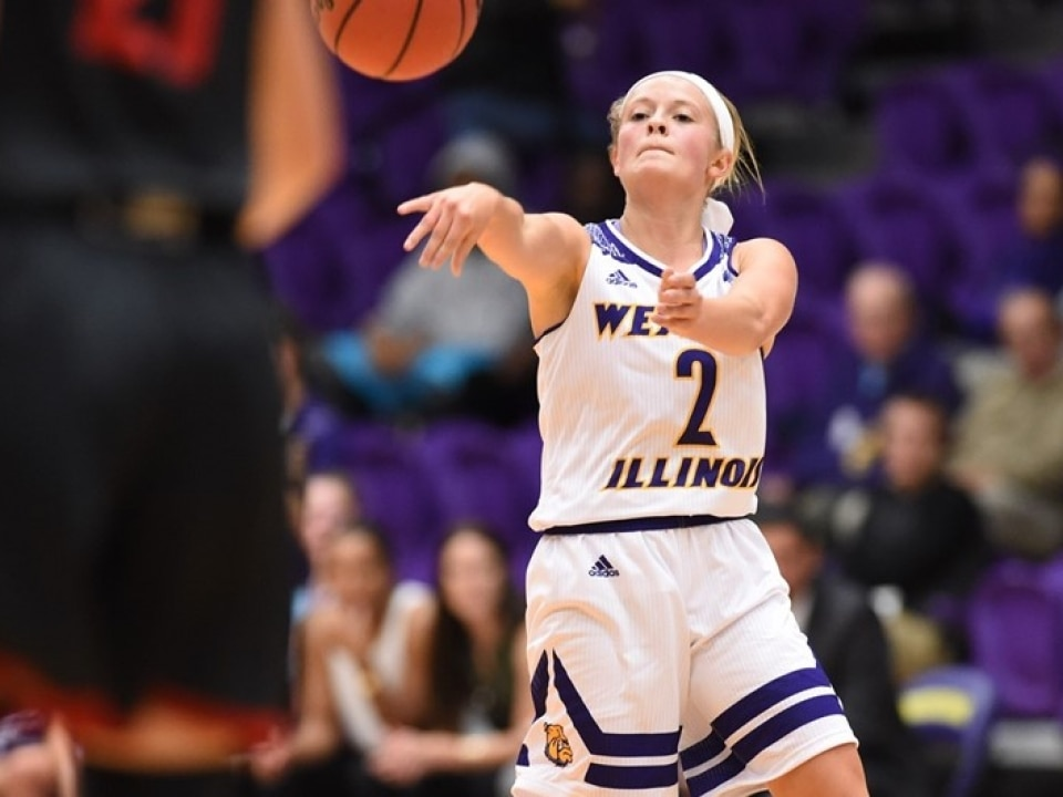 Western Illinois Notches First Ever Ranked Win Ncaa Com
