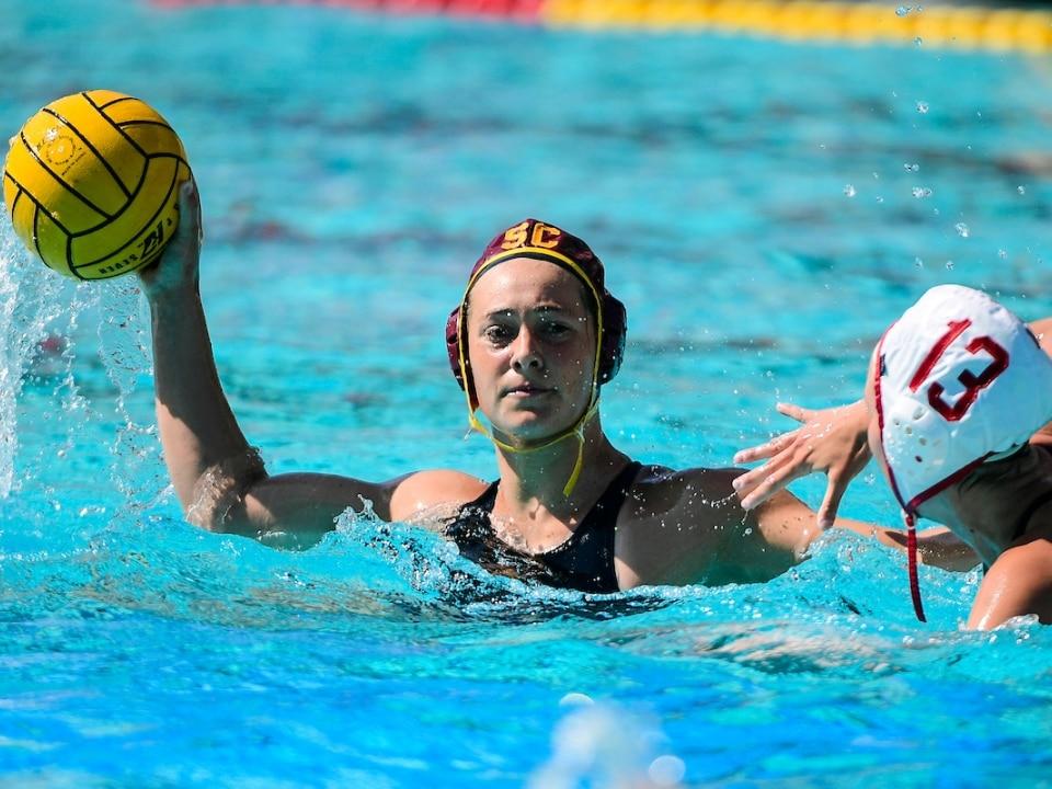 16634d59f21 2018 NC Women's Water Polo Championship: Semifinal Recap   NCAA.com
