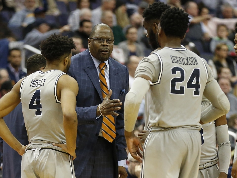 Danny Manning Patrick Ewing And Chris Mullin Are Among The Former College Basketball Stars Now Coaching