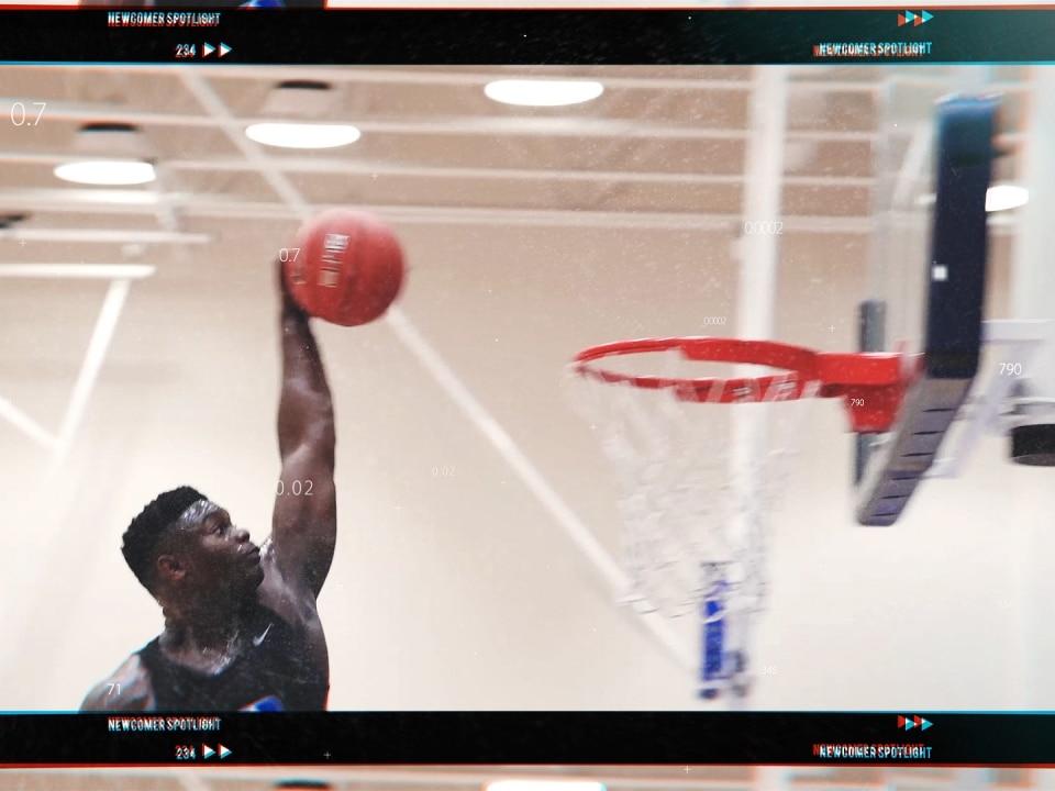 Duke basketball  Zion Williamson 372a2c045