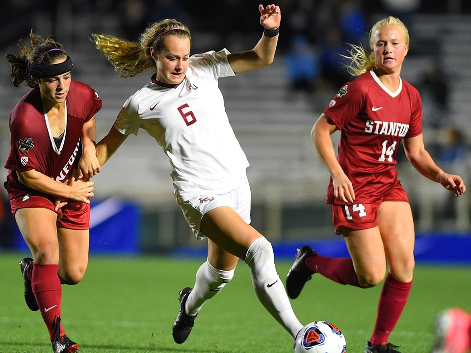Florida State wins semi-final match over Stanford to advance to Women's Cup  final