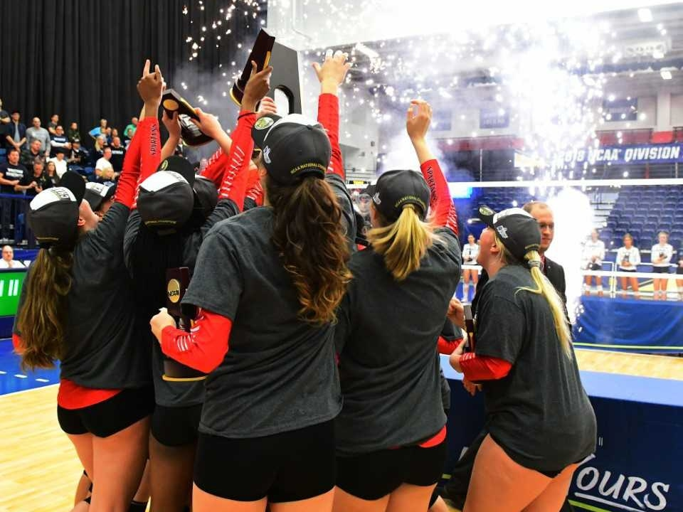 The DII women's volleyball preseason poll will be released Tuesday. Here's what you need to know.