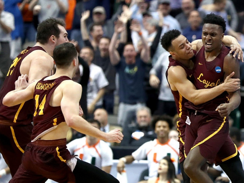 factory authentic c2664 40c1e Here are the best moments in men's college basketball from 2018