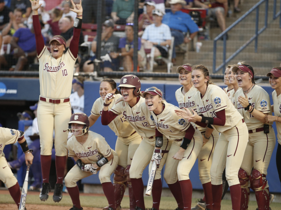 DI Softball Women's College World Series: Florida State's 8 unanswered runs  on Washington help the Noles claim the 2018 Softball Championship