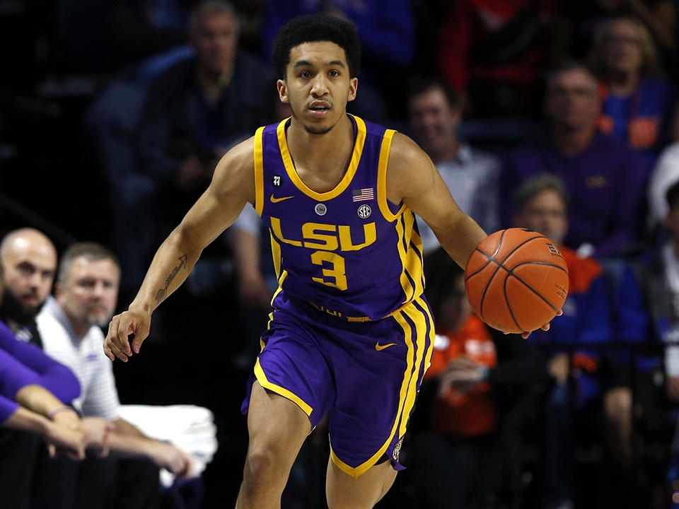 No 10 Lsu Defeats Florida In Overtime 79 78