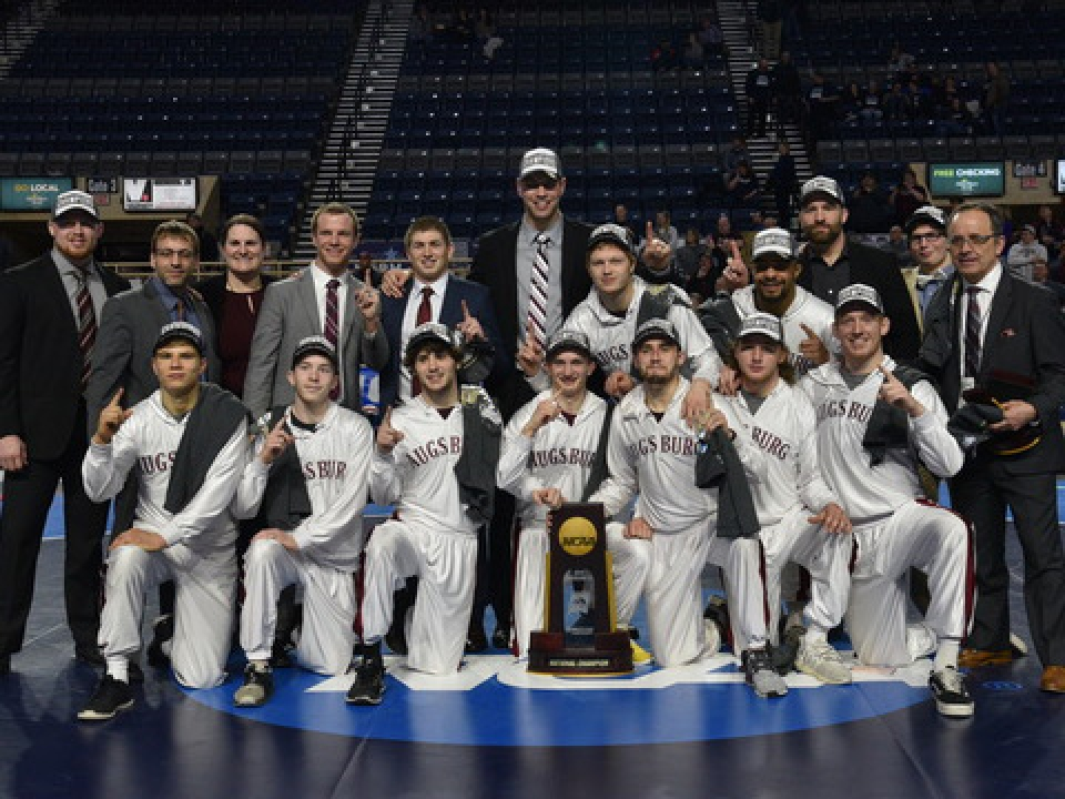 See the recap from the Championship matches at the 2019 DIII Wrestling  Championship