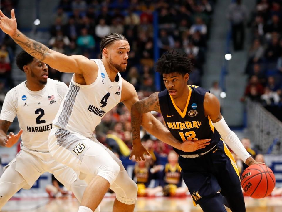Ncaa Bracket 2019 Update First Four Results And Round 1